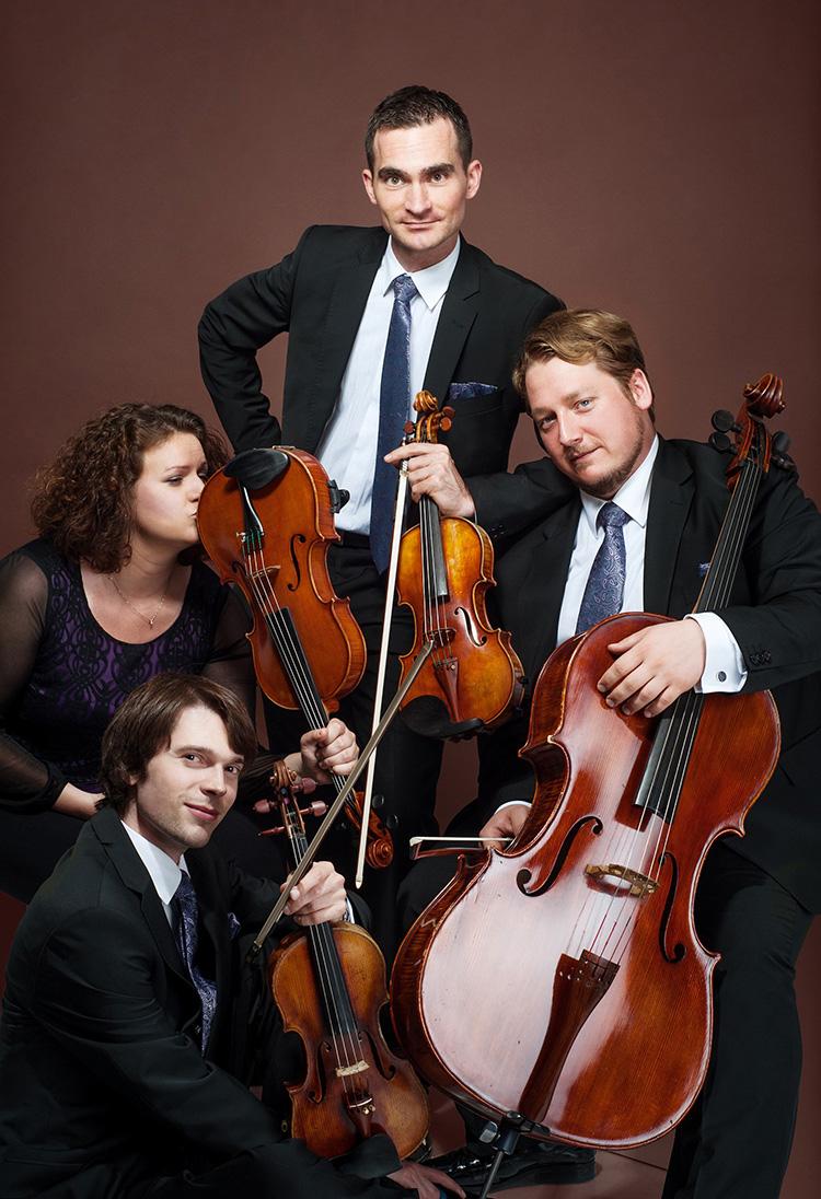 Sláčikové kvarteto č. 1 c-mol, Op. 2